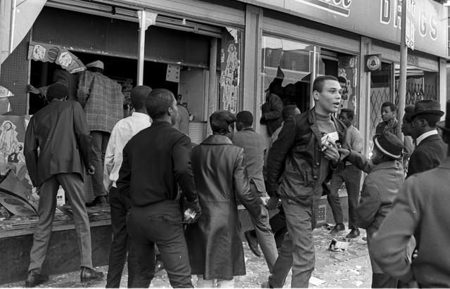 Chicago Riot, 1968