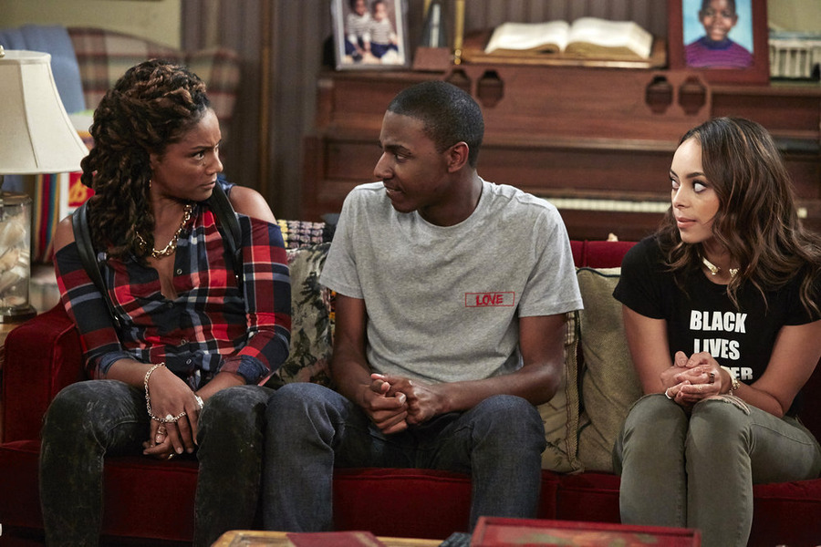 Gallows Humor: 'The Carmichael Show' Takes on Police Brutality and Racism